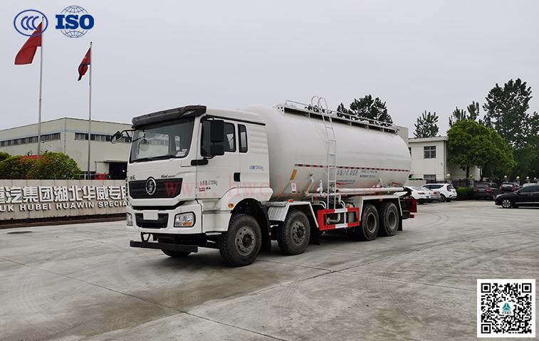陕汽(国六)350马力干粉砂浆运输车
